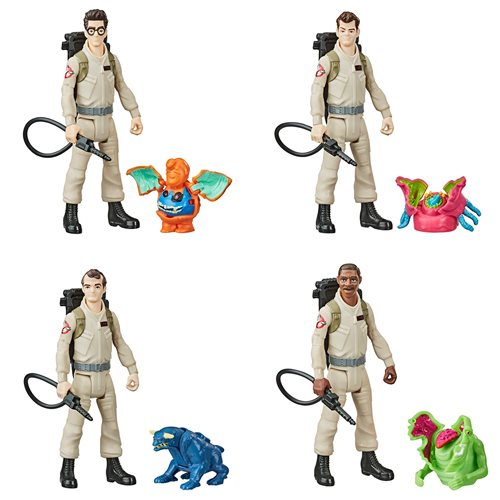 Ghostbusters Fright Feature Action Figures Wave 2 Set