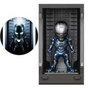Iron Man 3 Iron Man MK XXX MEA-022 Figure with Hall of Armor Display