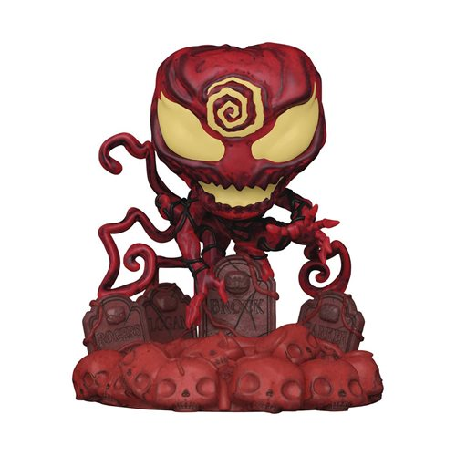 Marvel Heroes Absolute Carnage Deluxe Pop! Vinyl Figure - Previews Exclusive, Not Mint