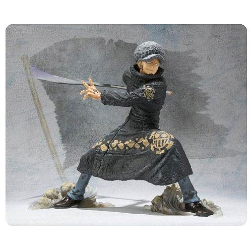 One Piece Trafalgar Law Battle Version Figuarts Zero Statue