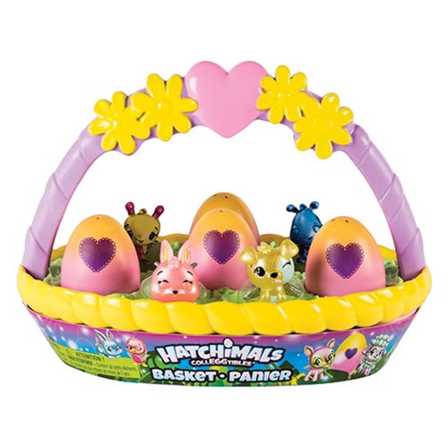 Hatchimals Spring Basket