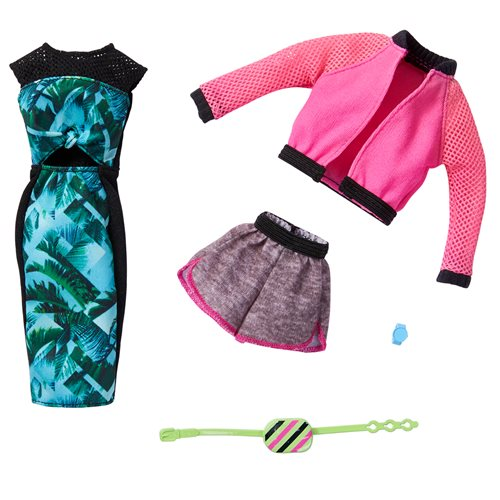 Barbie Sport Fashion Accessory Pack 8