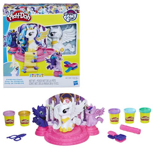 My Little Pony Play-Doh Canterlot Court