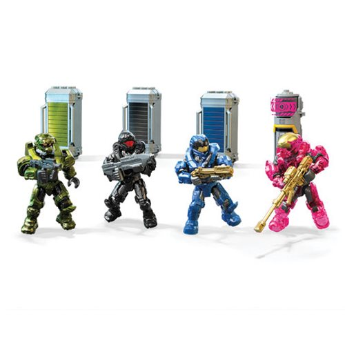 Halo Mega Bloks Power Packs Mix 2 2019 Case