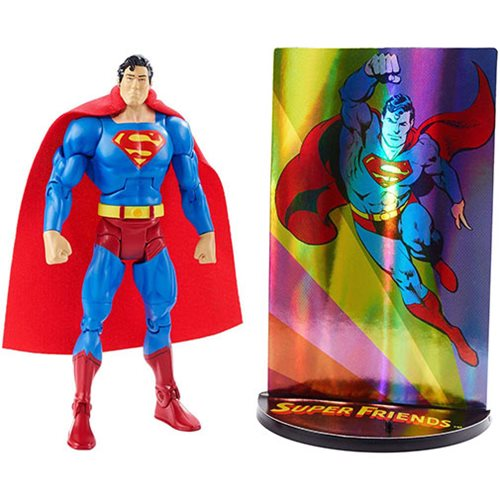 DC Comics Superman (Super Friends) Action Figure, Not Mint