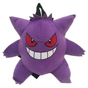 Pokemon Gengar 17-Inch Plush Backpack