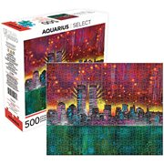 Dean Russo Twin Towers 500-Piece Puzzle