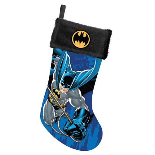 Batman 19-Inch Printed Stocking