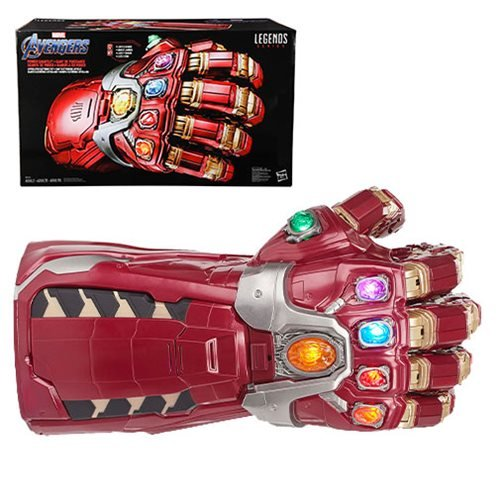 Marvel Legends Gear Avengers: Endgame Gauntlet Prop Replica
