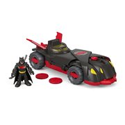 Batman Imaginext Ninja Armor Batmobile Vehicle