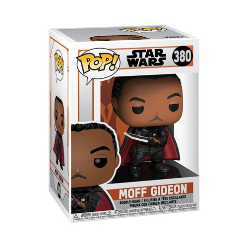 The Mandalorian Moff Gideon Pop! Vinyl Figure