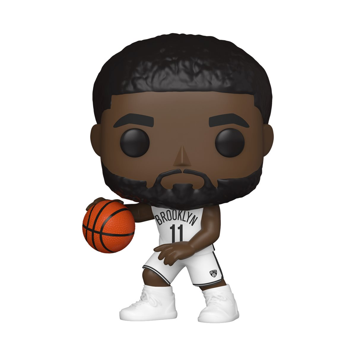 NBA Nets Kyrie Irving Pop! Vinyl Figure - Entertainment Earth