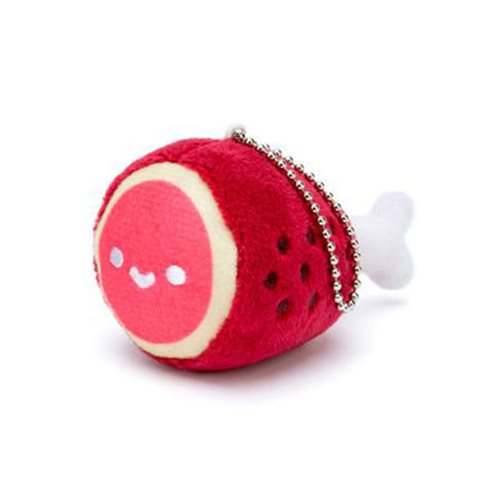 Hambone Plush Key Chain Charm