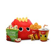 Yummy World Camille the Yummy Meal 16-Inch XL Plush