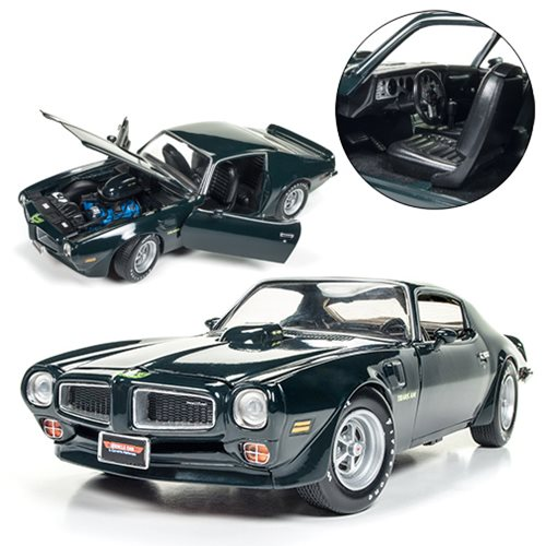 1973 Pontiac Firebird Trans Am 1:18 Scale Die-Cast Vehicle