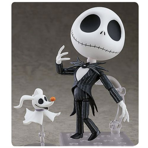 The Nightmare Before Christmas Jack Skellington Nendoroid Action Figure