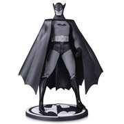 Batman Black and White 1st Appearance by Bob Kane Action Figure