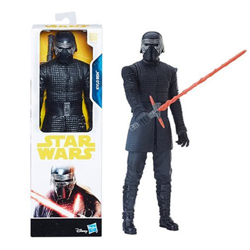 Star Wars Solo Titan Hero Kylo Ren Action Figure , Not Mint