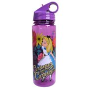 Alice in Wonderland Curiouser and Curiouser 20 oz. Tritan Water Bottle