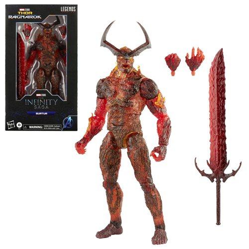Marvel Legends Infinity Saga Thor Surtur Action Figure