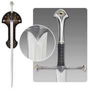 Lord of the Rings Anduril Sword of King Elessar