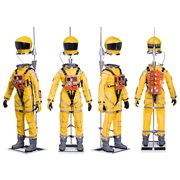2001: A Space Odyssey 1:6 Scale Yellow Discovery Astronaut Suit