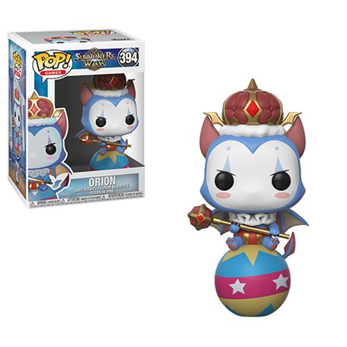 Summoners War Orion Water Brownie Magician Pop! Vinyl Figure #394