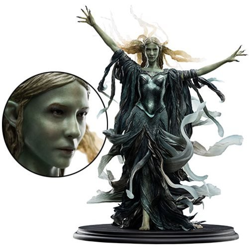Lord of the Rings Galadriel Dark Queen 1:6 Scale Statue