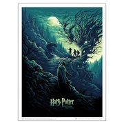 Harry Potter and the Shadow of the Werewolf Art Print