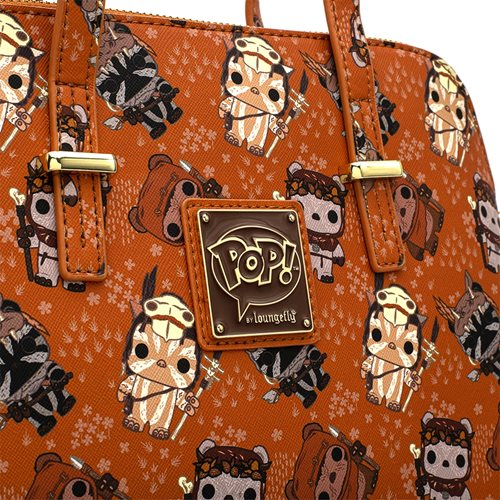 Star Wars Ewok Pop! by Loungefly Crossbody Purse