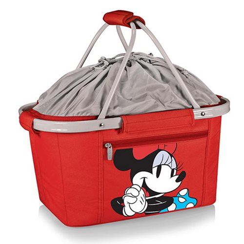 Minnie Mouse Metro Basket Collapsible Cooler Tote Bag