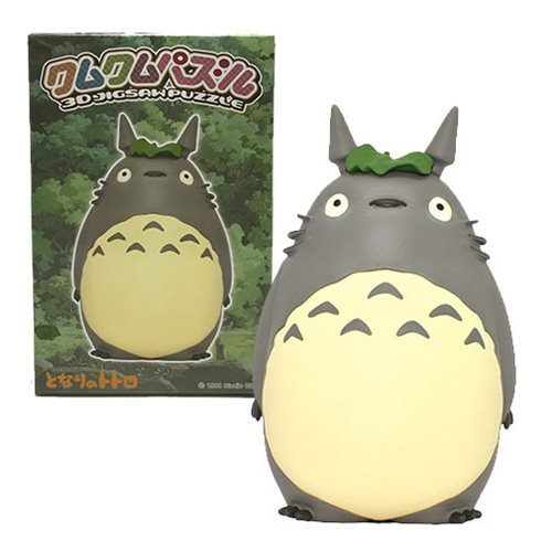 My Neighbor Totoro Big Totoro 3D Puzzle