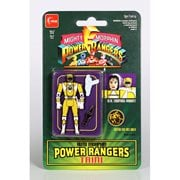 Mighty Morphin Power Rangers Auto Morphin Yellow Ranger Trini Pin