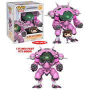 Overwatch D.VA Pop! Vinyl Figure and Meka Vehicle