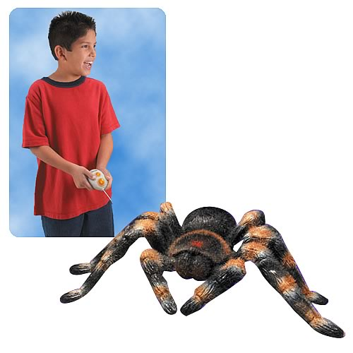 RC Tarantula with Light-up Eyes, Not Mint