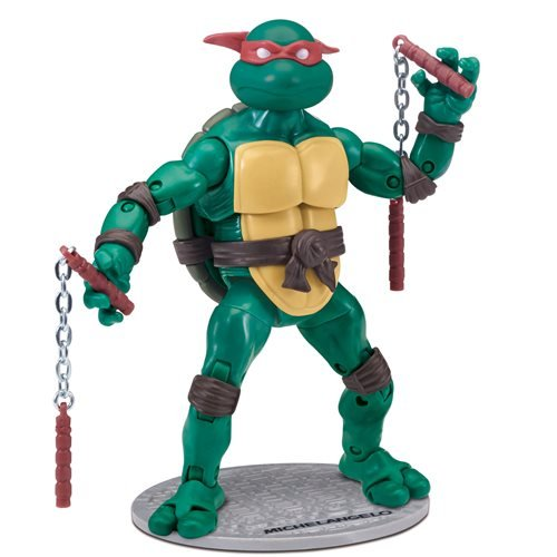 TMNT Ninja Elite Series Action Figure Set - PX