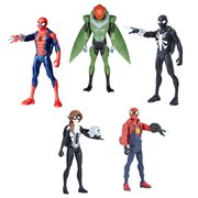 Spider-Man Quick Shot 6-inch Action Figures Wave 3 Case