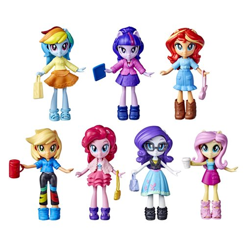 My Little Pony Equestria Girls Fashion Squad Pack Mini-Figures