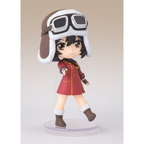 Kotobuki Squadron in The Wilderness Kirie Figuarts Mini-Figure