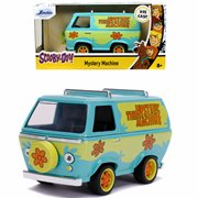 Scooby Doo Mystery Machine 1:32 Scale Die-Cast Metal Vehicle
