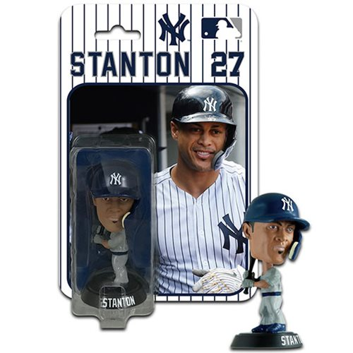 MLB New York Yankees Giancarlo Stanton 4-Inch Bobblehead