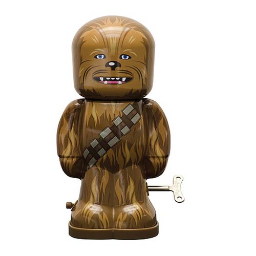 Star Wars Chewbacca 7 1/2-Inch Windup Bebot