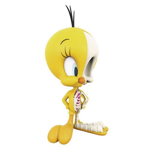 Looney Tunes Tweety Bird XXRAY 4-Inch Vinyl Figure