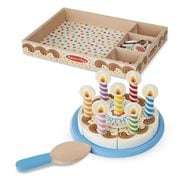 Birthday Party Wooden Toy Cake