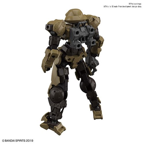 30 Minute Missions #16 Bexm-15 Portanova Brown 30 MM Model Kit