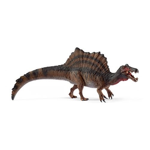Schleich Dinosaur Brown Spinosaurus Collectible Figure