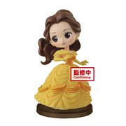 Disney Story of Belle Yellow Version Petit Q Posket Statue