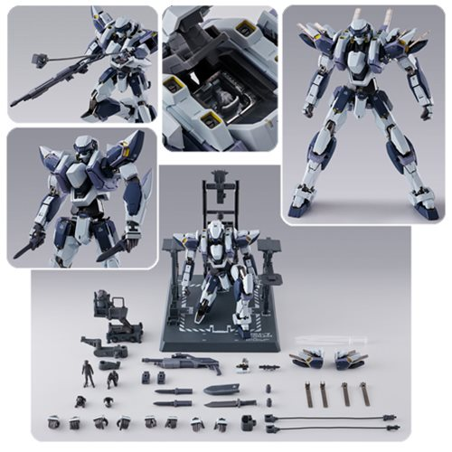 Full Metal Panic! IV Arbalest Version IV Metal Build Action Figure