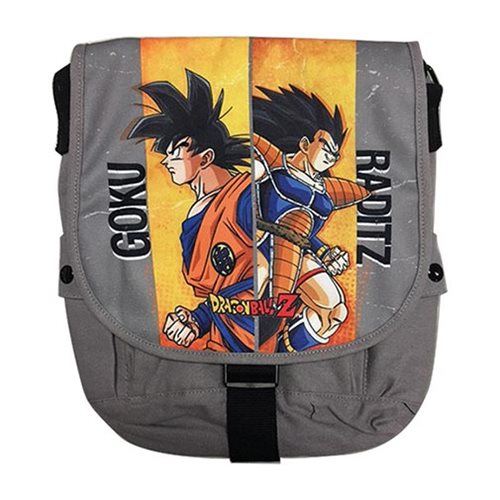 Dragon Ball Z Goku v. Raditz Messenger Bag