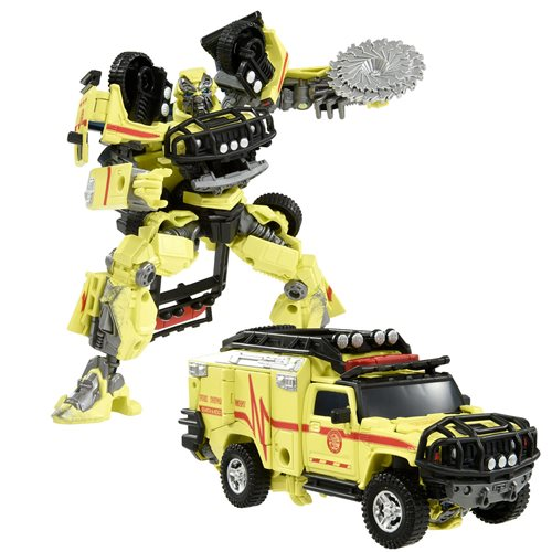 Transformers Premium Finish SS-04 Ratchet